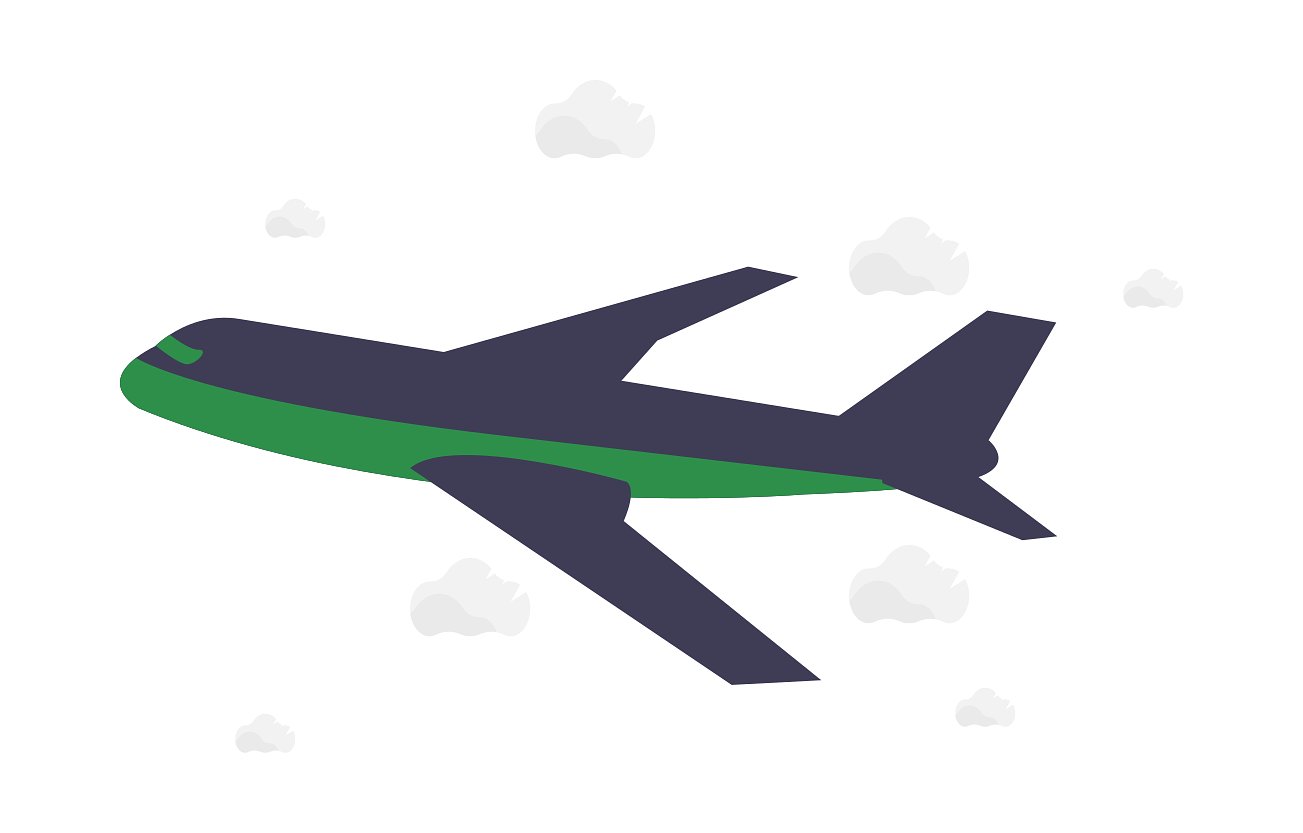Video Interview Software Reduces Carbon Emissions from Airplane Flights