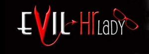 Evil HR Lady Logo