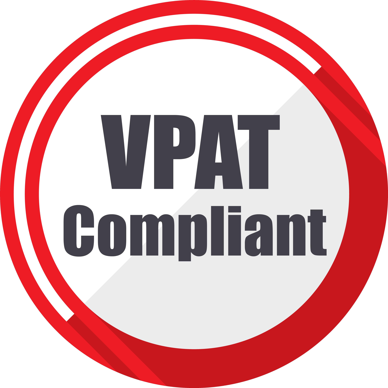 VPAT Certified