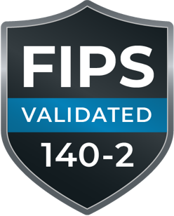 FIPS Validated 140-2 Shield