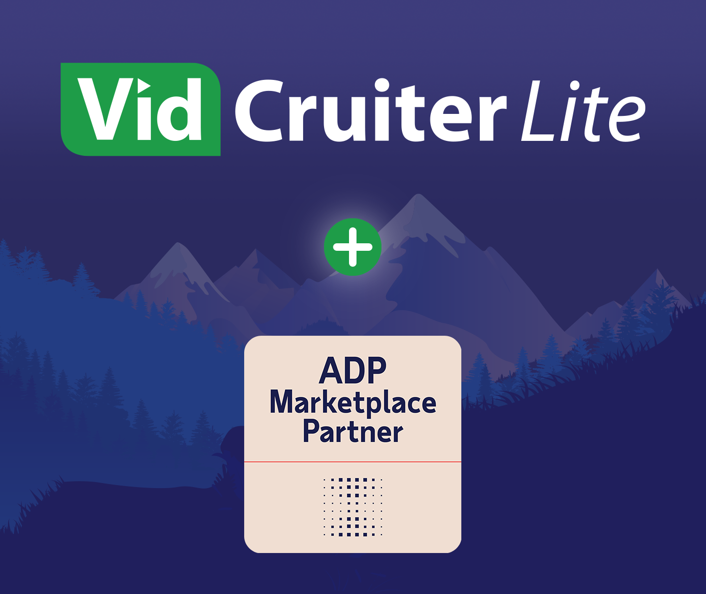 VidCruiter and ADP Workforcenow