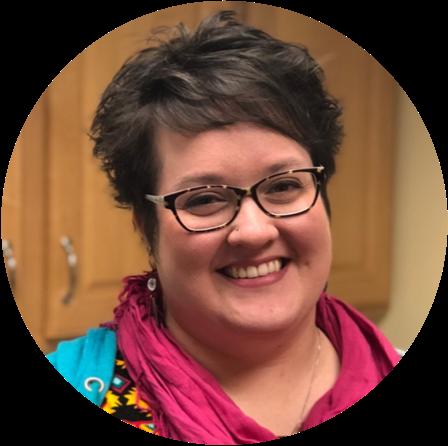 Kimmarie Giebel, Talent Manager, Bluetree